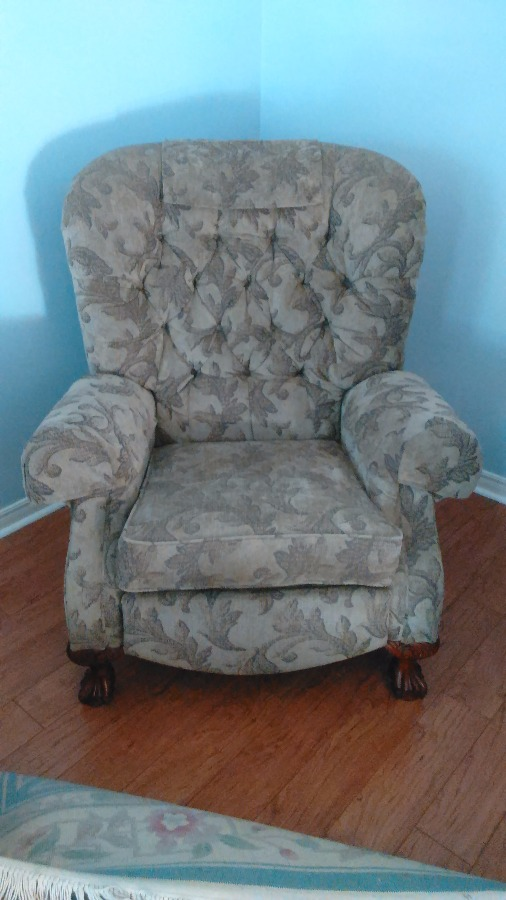 lazy boy wing chair recliner. Black Bedroom Furniture Sets. Home Design Ideas